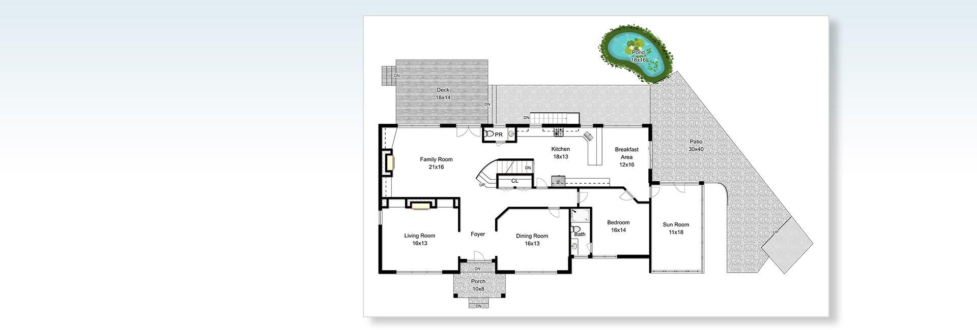 Virtual Floor Plans